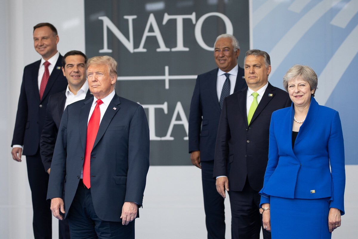 Remarks by President Trump at Press Conference After NATO Summit